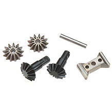 TRA6882X: Differential, Gear Set: XO-1, Slash 4x4
