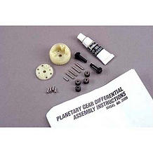 TRA2388: Planetary Gear Differential: ST, RU