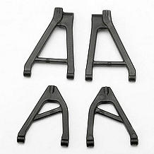 TRA7032: Rear Suspension Arm Set: 1/16 SLH