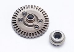 TRA6879: Ring Gear, Diff: Slash 4x4